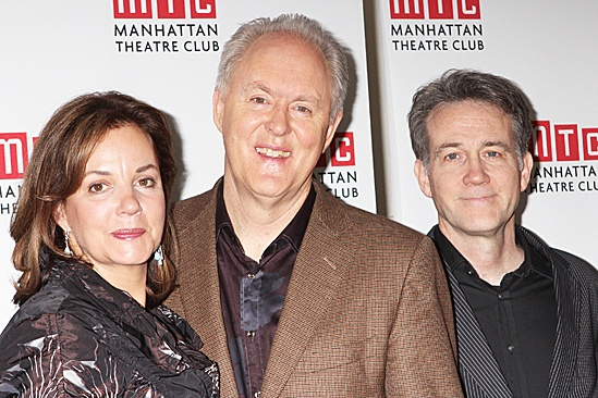 The Columnist Meet & Greet – Margaret Colin - John Lithgow – Boyd Gaines