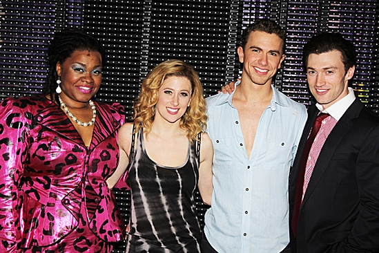 Ghost First Broadway Preview – Da'Vine Joy Randolph – Caissie Levy – Richard