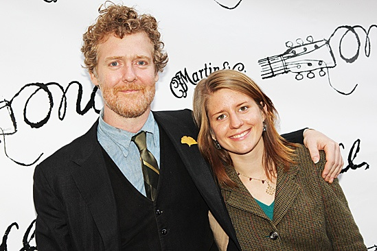 Once opening night – Glen Hansard – Market Irglova