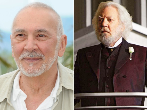 Hunger Games Casting - Frank Langella