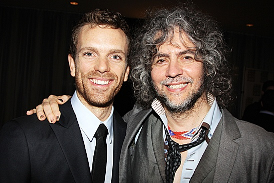 Jesus Christ Superstar opening night – Paul  Nolan – Wayne Coyne