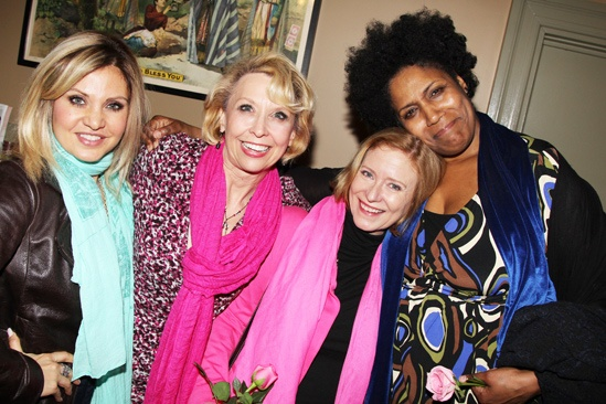 Love, Loss and What I Wore – Closing Night – Orfeh – Julie Halston – Eve Plumb – Nancy Giles