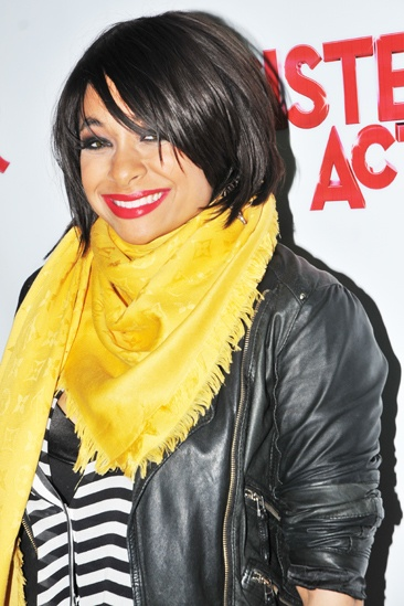 Raven-Symoné Opening Night in Sister Act – Raven-Symoné