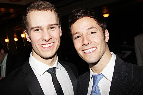 Newsies – Opening Night – Ryan Steele – Thayne Jasperson