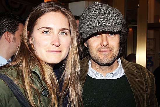 The Best Man  Opening Night  Lauren Bush  David Lauren