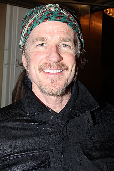 The Best Man  Opening Night  Matthew Modine