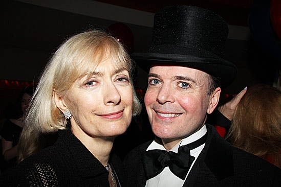 The Best Man – Opening Night – Jefferson Mays – Susan Lyons