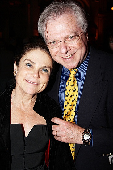 End of the Rainbow - Opening -Tovah Feldshuh and Andrew Harris-Levy