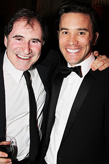 End of the Rainbow - Opening- Richard Kind- Tom Pelphrey