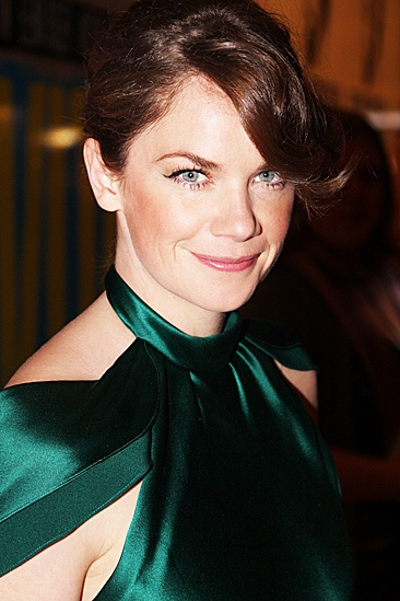 Evita  Opening  Ruth Wilson