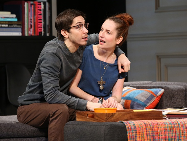 Show Photos - Seminar - Justin Long - Zoe Lister-Jones