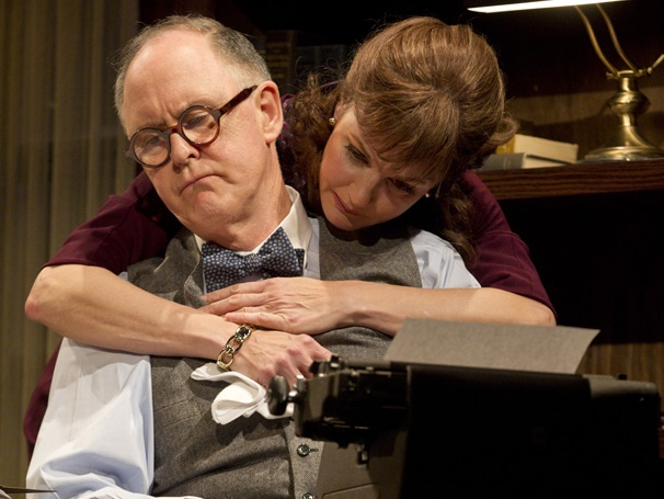 Show Photos - The Columnist - John Lithgow - Margaret Colin