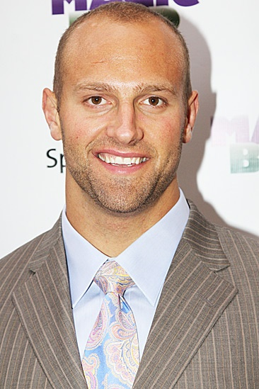 Magic.Bird Opening Night  Mark Herzlich