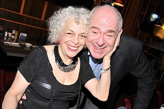 Old Jews Telling Jokes Meet and Greet – Marilyn Sokol – Lenny Wolpe