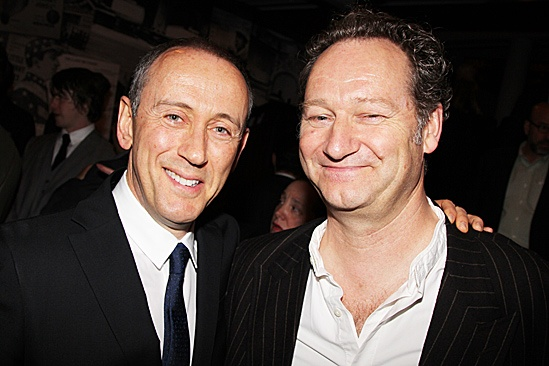 One Man, Two Guvnors opening night – Nicholas Hytner – Richard Bean