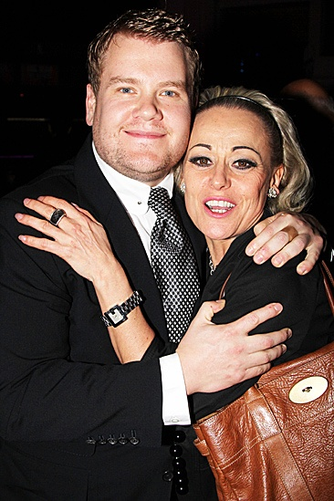 One Man, Two Guvnors opening night – James Corden – Tracie Bennett