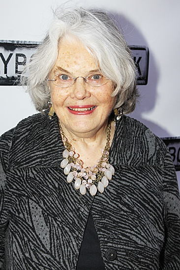 Clybourne Park Opening Night – Lois Smith