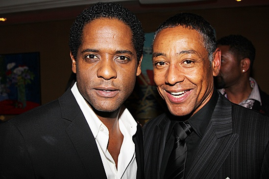 A Streetcar Named Desire opening night – Blair Underwood – Giancarlo Esposito