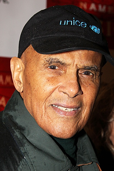 A Streetcar Named Desire opening night – Harry Belafonte