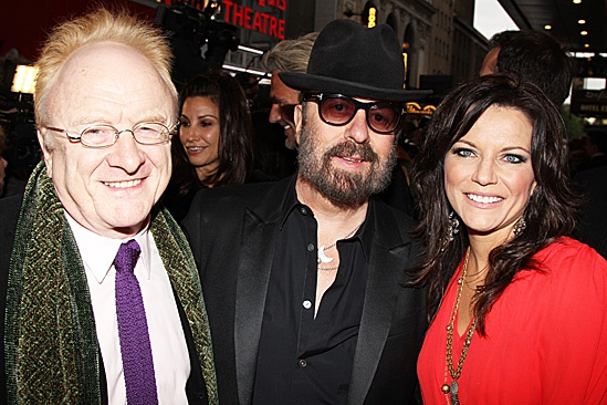 Ghost Opening Night – Peter Asher – Dave Stewart – Martina McBride