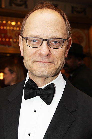 Nice Work If You Can Get It – Opening Night – David Hyde Pierce