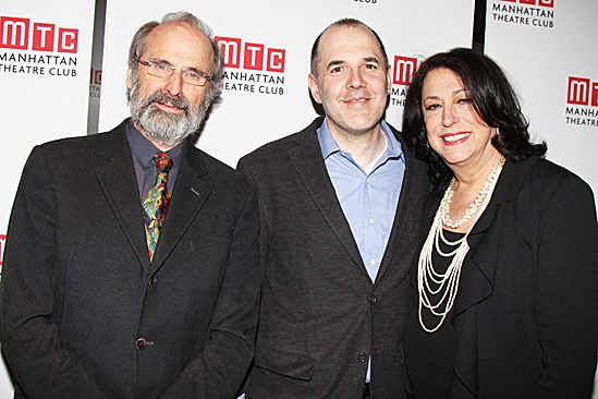 The Columnist Opening Night – Daniel Sullivan – David Auburn – Lynne Meadow