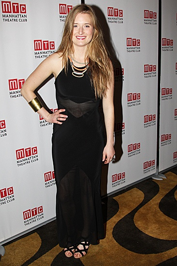 The Columnist Opening Night – Grace Gummer