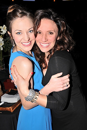 Don't Dress For Dinner – Opening Night – Laura Osnes - Natalie Hill