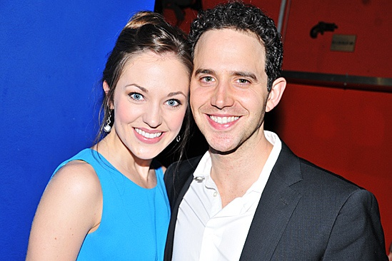 Don't Dress For Dinner – Opening Night – Laura Osnes – Santino Fontana