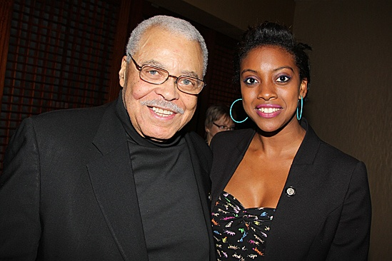 2012 Tony Brunch – James Earl Jones – Condola Rashad