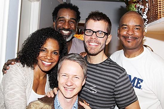 Porgy and Bess – Audra McDonald- Norm Lewis- John Cameron Mitchell – Perez Hilton- Norm – David Alan Grier