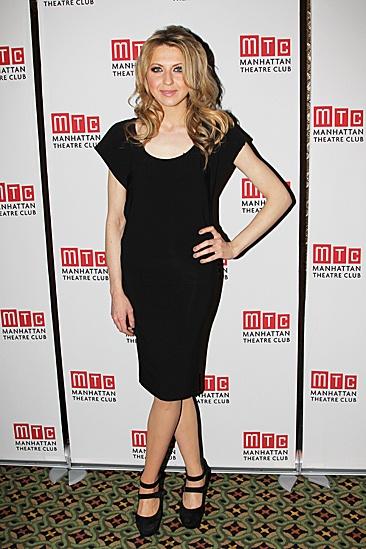Manhattan Theatre Club – Spring Gala 2012 – Nina Arianda