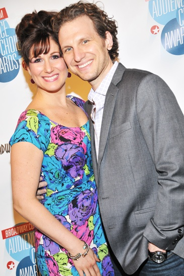 Audience Choice Awards- Stephanie J. Block- Sebastian Arcelus