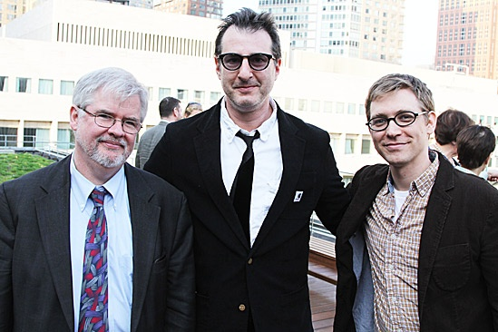 Claire Tow Theater Celebration- Christopher Durang – Jon Robin Baitz- Greg Pierce