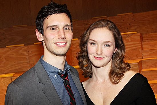 Cock Opening – Cory Michael Smith – Amanda Quaid