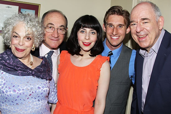 Old Jews Opening Night  Marilyn Sokol  Todd Susman - Audrey Lynn Weston - Bill Army - Lenny Wolpe