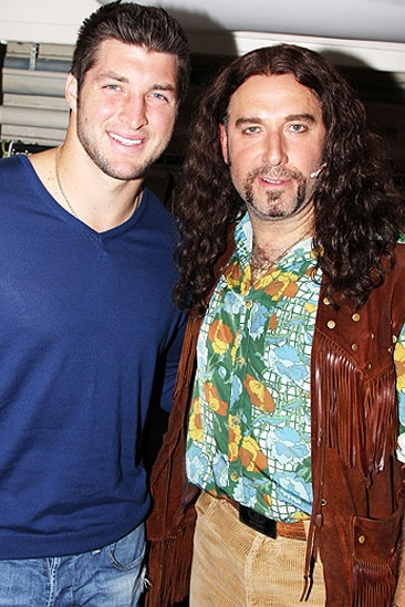 Rock of Ages – Tim Tebow Visit – Tim Tebow – Adam Dannheisser
