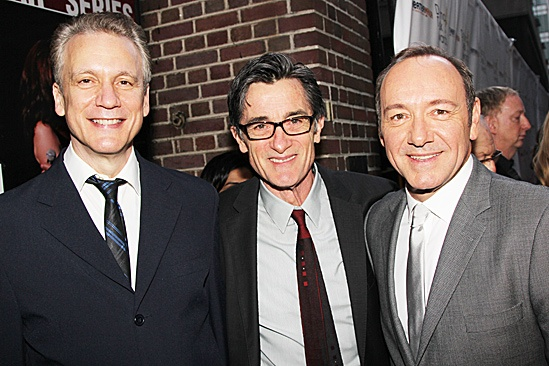 Drama Desk Awards 2012 – Rick Elice – Roger Rees – Kevin Spacey