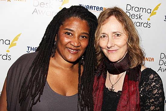Drama Desk Awards 2012 – Lynn Nottage - Jo Bonney