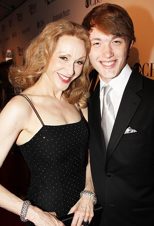 2012 Tony Award Best Pairs- Jan Maxwell - Will Maxwell-Lunney