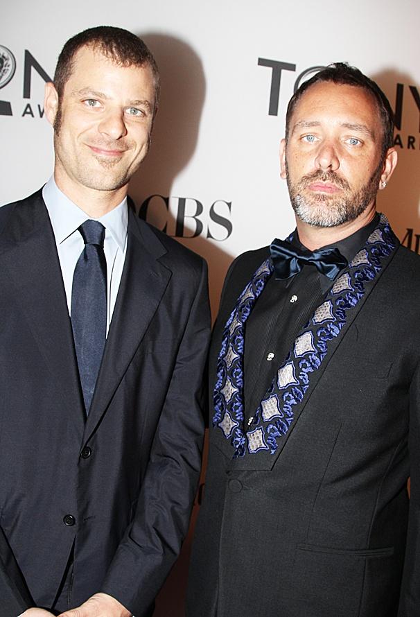 2012 Tony Award Best Pairs- Trey Stone and Matt Parker