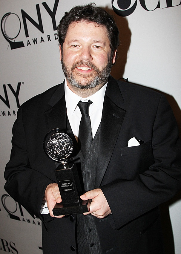 2012 Tony Awards Winner's Circle – Darron L West