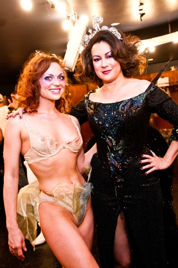 Broadway Bares XXII  Kristen Beth Williams- Jennifer Tilly