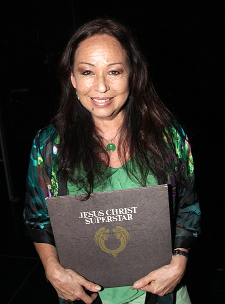 Yvonne Elliman at Jesus Christ Superstar – Yvonne Elliman