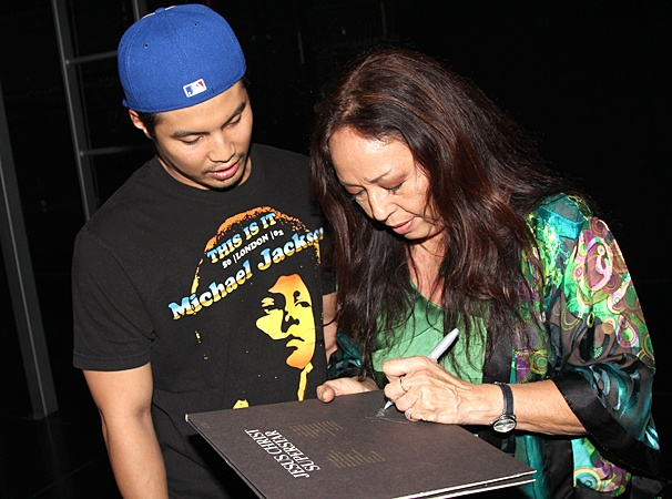 Yvonne Elliman at Jesus Christ Superstar – Jason Sermonia  - Yvonne Elliman