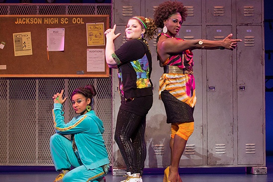 Show Photos - Bring It On: The Musical - Ariana DeBose - Ryann Redmond - Gregory Haney