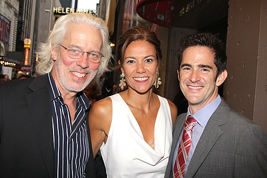 Bring It On Opening Night  Terrence Mann  Elly - Andy Blankenbuehler