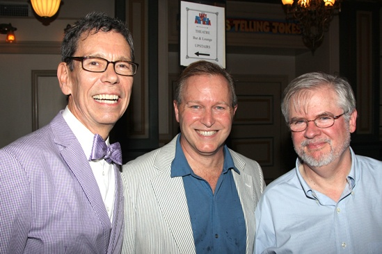 The Last Smoker in America- Bill Russell- John Augustine-Christopher Durang