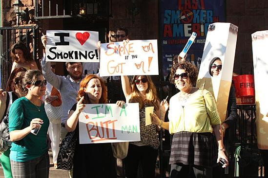 The Last Smoker in America- Smokers