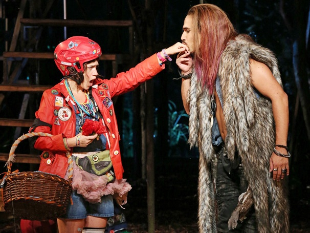 Show Photos - Into the Woods - Sarah Stiles - Ivan Hernandez